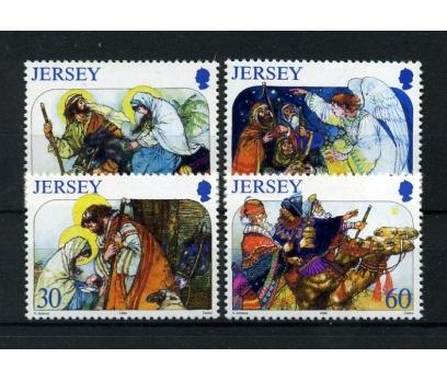 JERSEY ** 1996 CHRISTMAS TAM SERİ (150914)