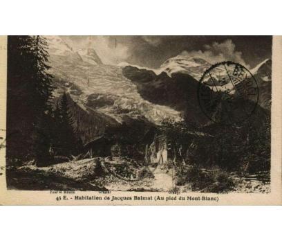 MONT BLANC **1930 FRANSA P.G.İSTANBUL'A KP(180914)