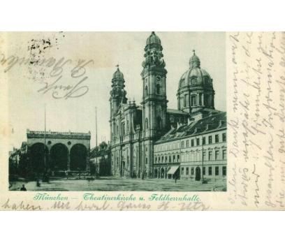 MÜNİH 1905 BAYERN  P.G. KARTPOSTAL (130914)