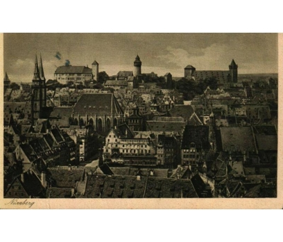 NÜRNBERG 1928 REICH  PG  LUFTP.KARTPOSTAL (130914)