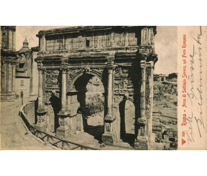 ROMA  ** 1904 İTALYA PG KARTPOSTAL (130914)
