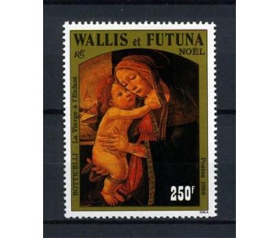 WALLIS ET FUTUNA ** 1986 TABLO & CH TAM S.(220914)
