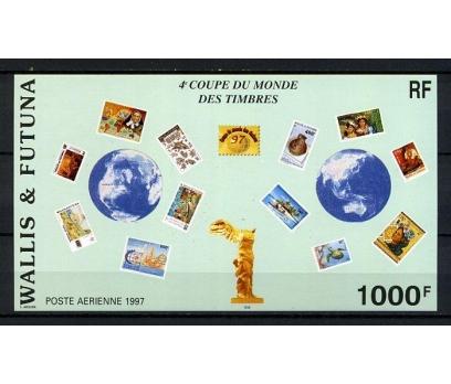 WALLIS ET FUTUNA ** 1997 PUL SERGİSİ BLOK (220914)