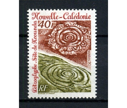 Y.KALEDONYA ** 1990 SANAT  1.VALÖR (210914)