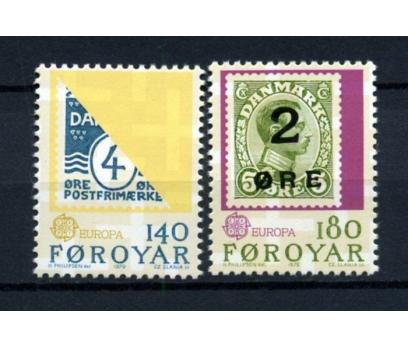 FAROE AD.** 1979 EUROPA CEPT TAM SERİ (300914)
