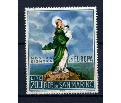 SAN MARİNO ** 1966 EUROPA CEPT TAM SERİ  (290914)