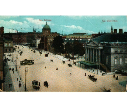 BERLİN **1911 REICH P.G.İSTANBUL'A KP(011014)