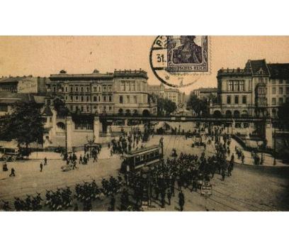 BERLİN **1920 REICH P.G.İSTANBUL'A KP(011014)