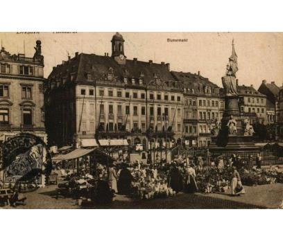 DRESDEN **1920 REICH P.G.İSTANBUL'A KP(011014)