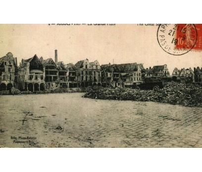 ARRAS 1919 FRANSA P.G.İSTANBUL'A KP(011014)