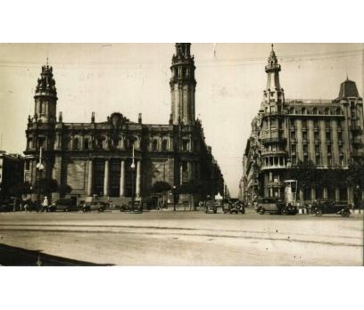 BARCELONA 1950 İSPANYA  P.G.İSTANBUL'A KP(011014)
