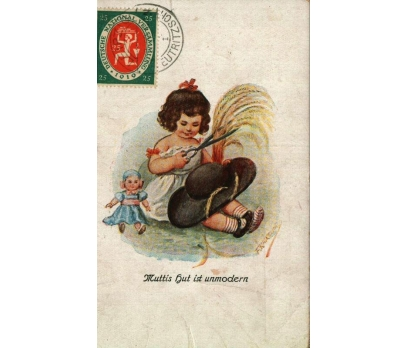 CHRISTMAS 1920 REICH P.G.İSTANBUL'A KP(011014)