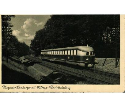 HAMBURG 1934 REICH P.G.İSTANBUL'A KP(011014) 1