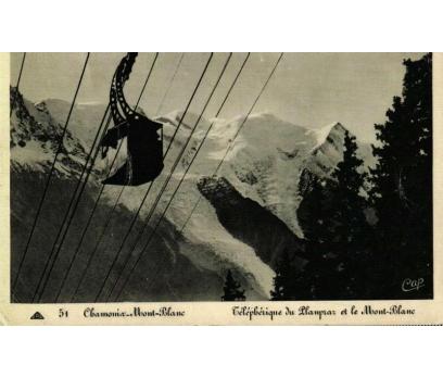 MONT-BLANC 1937 FRANSA P.G.İSTANBUL'A KP(011014)