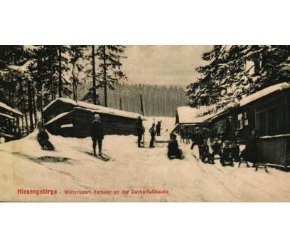 RIESENGEBIRGE 1909 REICH P.G.İSTANBUL'A KP(011014)