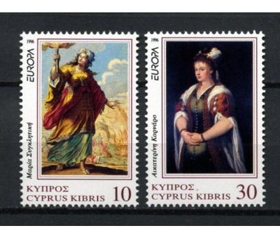 G.KIBRIS ** 1996 EUROPA CEPT TAM SERİ (031014)