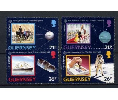 GUERNSEY ** 1991 EUROPA CEPT TAM SERİ  (021014)