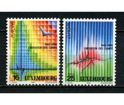 LÜKSEMBURG ** 1995 EUROPA CEPT TAM SERİ (021014)
