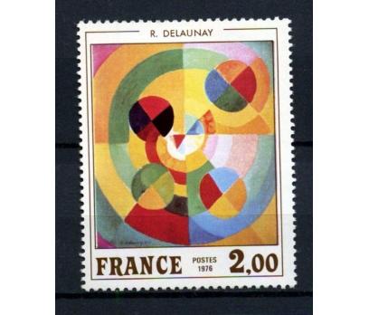 FRANSA ** 1976  TABLOLAR TAM SERİ SÜPER (071014)