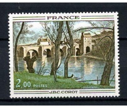 FRANSA ** 1977  TABLOLAR TAM SERİ SÜPER (071014)