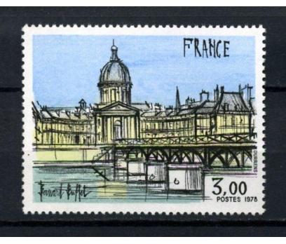 FRANSA ** 1978  TABLOLAR TAM SERİ SÜPER (071014)