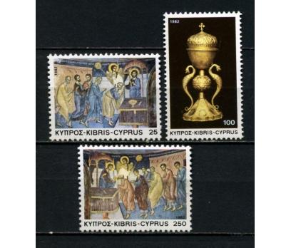 G.KIBRIS ** 1982 TABLO & CHRISTMAS TAM S. (071014)