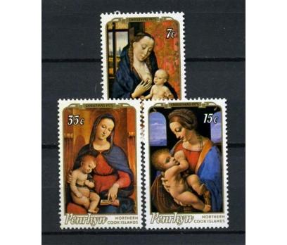 PENRHYN ** 1975 TABLOLAR & CHRISTM.TAM S.(101014)