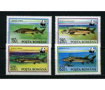 ROMANYA ** 1994 BALIKLAR TAM SERİ (051014)