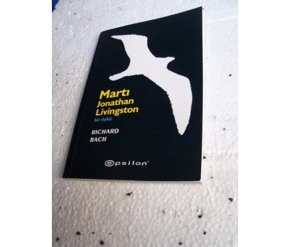 MARTI JONATHAN LIVINGSTON - RICHARD BACH