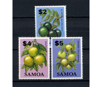 SAMOA ** 1983 MEYVELER ÜÇ YÜKSEK VALÖR (141014)