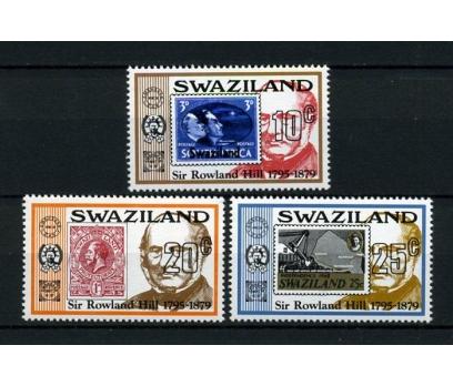 SWAZİLAND ** 1979 R.HILL 100.ÖLÜM Y. TAM S(141014)
