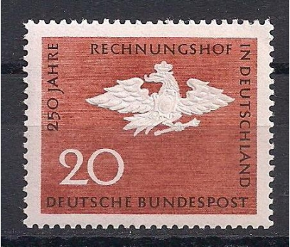 1964 Almanya Mahkeme Damgasız**