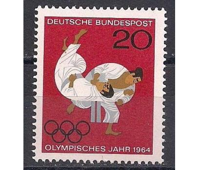 1964 Almanya Olimpiyat Oyunları Damgasız**