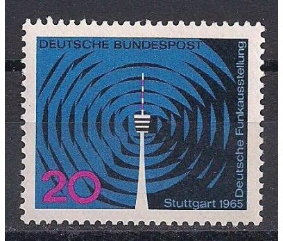 1965 Almanya Radyo Television Fuarı Damgasız**