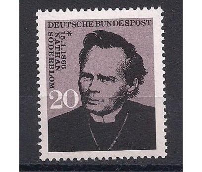 1966 Almanya N. Soderblom Damgasız**
