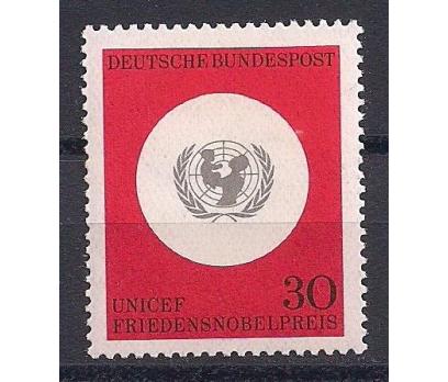 1966 Almanya Unicef Damgasız**