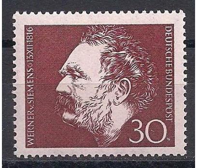 1966 Almanya W. von Siemens Damgasız**