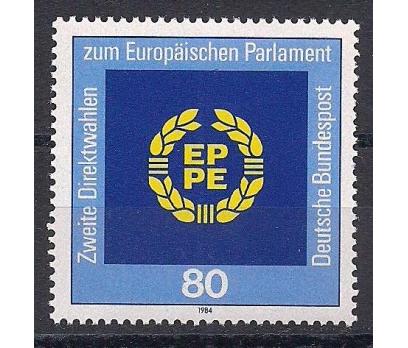 1984 Almanya Avrupa Seçimleri Damgasız**