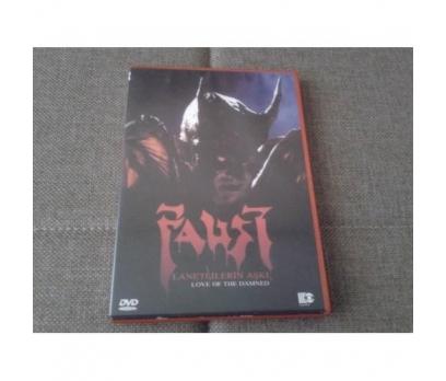 FAUST LANETLİLERİN AŞKI DVD KORKU GERİLİM FİLM