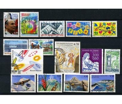 FRANSA DAMGALI 1997-1   11 TAM SERİ (031214)