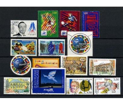FRANSA DAMGALI 1998-1   13 TAM SERİ (031214)