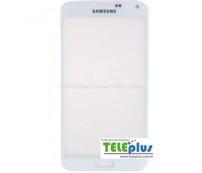 Samsung Galaxy S5 Orjinal Dokunmatik Lens Beyaz