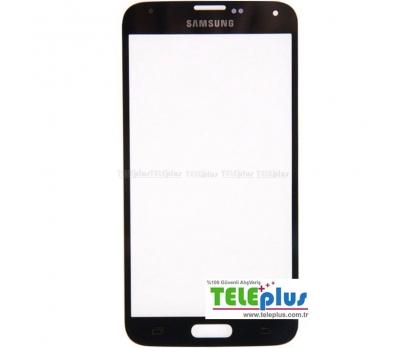 Samsung Galaxy S5 Orjinal Dokunmatik Lens Siyah