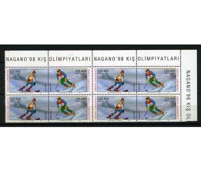 CUMHURİYET** 1998 NAGANO KIŞ OLİMP. DBL (081214)