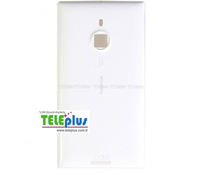 Nokia Lumia 1520 Arka Pil Batarya Kapak  Beyaz
