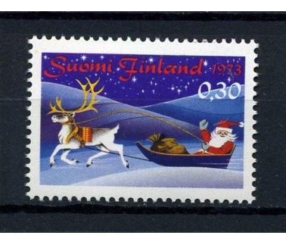 FİNLANDİYA ** 1973 CHRISTMAS TAM SERİ (100115)