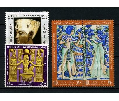 MISIR ** 1972 TUTANKAMON TAM SERİ SÜPER (080115)