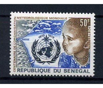 SENEGAL ** 1973 METEOROLOJİ TAM SERİ SÜPER(050115)