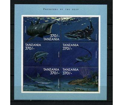 TANZANYA ** 1999 BALIKLAR KLEİNBOGEN SÜPER(191214)
