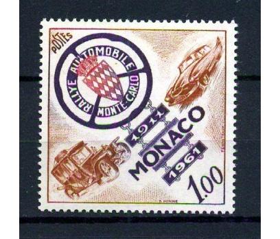 MONAKO** 1961 M. CARLO RALLİSİ 50.Y TAM S.(180115)